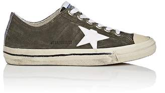 Golden Goose Women's V-Star 2 Suede Sneakers