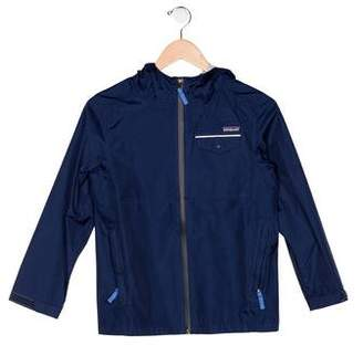 Patagonia Girls' Lightweight Hooded Jacket