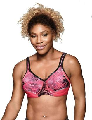 Berlei Electrify Fern Print Underwired Sports Bra Y556WP
