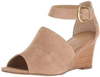 Adrienne Vittadini Footwear Women's Ranta Wedge Sandal