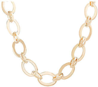 Steve Madden Rolo Chain Necklace