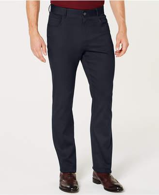 Ryan Seacrest Distinction Men's Cross Hatch Pants