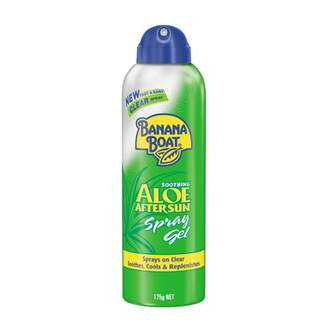 Banana Boat Aloe After Sun Spray Gel 175 g