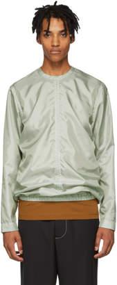 Jil Sander Green Rischio FF Shirt