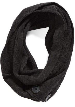 Women's Patagonia 'Better Sweater' Wide Scarf $45 thestylecure.com