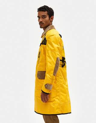 Junya Watanabe The North Face Duffle Bag Nylon Oxford Coat