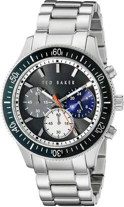 Ted Baker Men's TE3059 Dress Sport Analog Display Japanese Quartz Watch