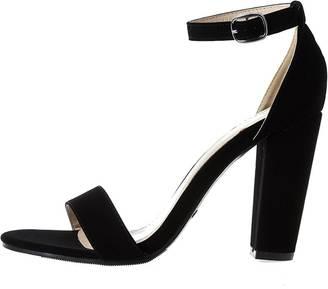 Bamboo Rampage Block Heel Sandal $29.99 thestylecure.com