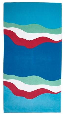 Beach Towel Summer Aqua