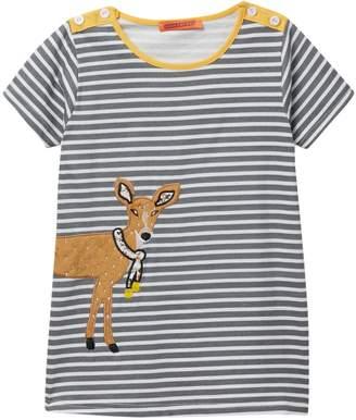 Funkyberry Deer Dress (Baby, Toddler, Little Girls, Big Girls)