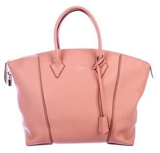 Louis Vuitton Veau Cachemire Soft Lockit MM