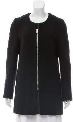 IRO Textured Wool Coat