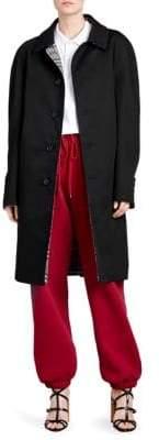 Burberry Reversible Vintage Gabardine Coat