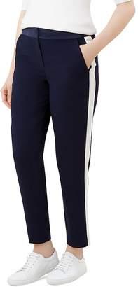 Hobbs London Tamia Side-Stripe Pants