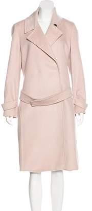 Max Mara Virgin Wool-Blend Coat