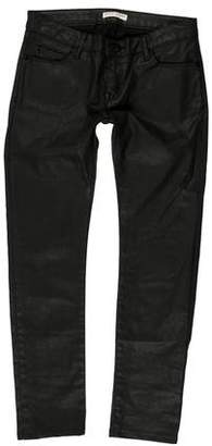 Each X Other Coated Mid-Rise Pants w/ Tags