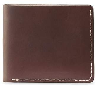 Red Wing Shoes Classic Bifold Leather Wallet