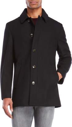 Lauren Ralph Lauren Single-Breasted Overcoat