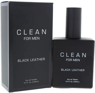 CLEAN Black Leather, 3.4Oz