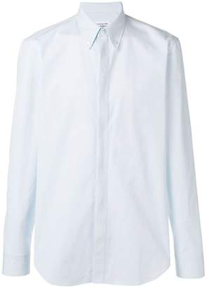 Maison Margiela button collar shirt