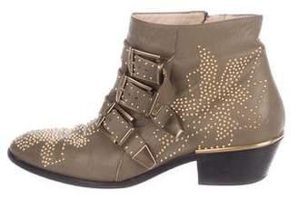 Chloé Suzanna Ankle Boots