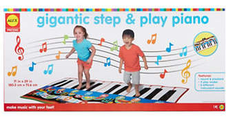 Alex Gigantic Step and Play Piano