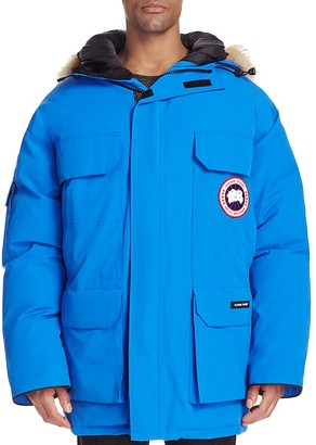 Canada Goose Expedition Down Parka $1,050 thestylecure.com