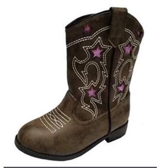 Wonder Nation Toddler Girls' Cowboy Boot