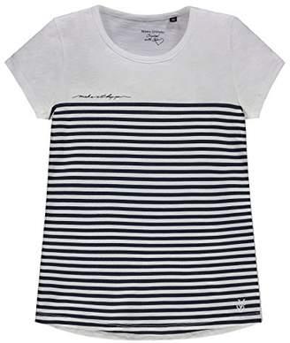 Marc O'Polo Girl's 1/4 Arm T-Shirt