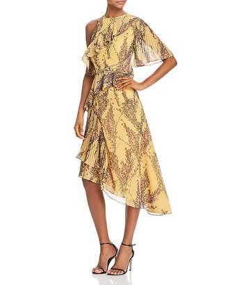 Keepsake Light Up Asymmetric Dress