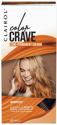 Clairol Color Crave Semi-Permanent Colour apricot 60ml