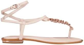 MICHAEL Michael Kors Bella Flat Sandals