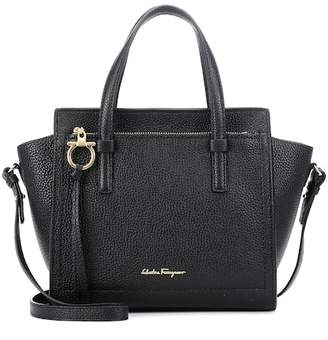 Salvatore Ferragamo Amy Small leather tote