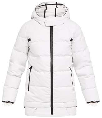 Templa - 3l Puffer Jacket - Mens - White