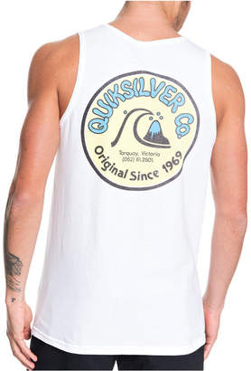 Quiksilver Men Daily Wax Tank