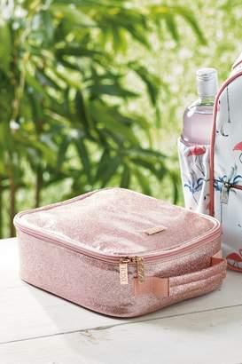 Next Glitter Lunch Bag