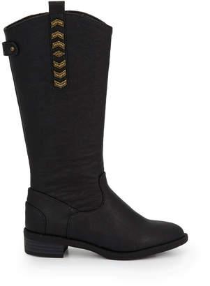 Sam Edelman Girls Pia Samara Tall Boot