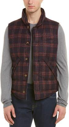 Brunello Cucinelli Alpaca & Wool-Blend Vest