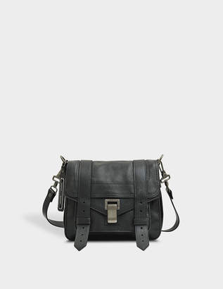 Proenza Schouler PS1 Lux Leather Pouch bag