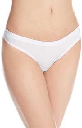 Felina Women's Treasure Bonded Thong Panty