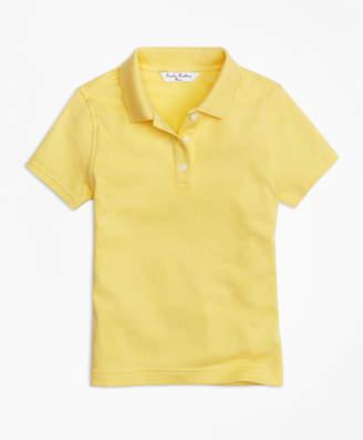 Brooks Brothers Girls Short-Sleeve Polo Shirt