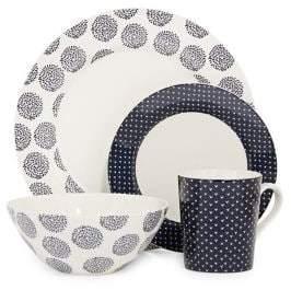 Maxwell & Williams Porcelain 16-Piece Dinnerware Set