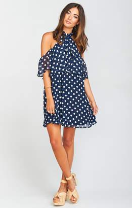 Show Me Your Mumu Kaitlin Ruffle Dress ~ Dippin Dot