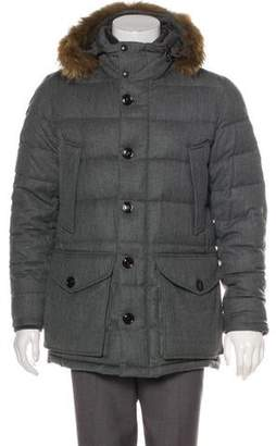 f1664ff835e5 Moncler Gray Men s Outerwear - ShopStyle