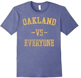 Versus Oakland Everyone Collegiate Vintage Graphic T-Shirt
