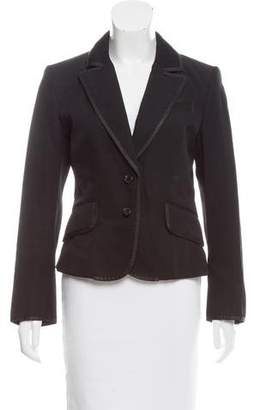 Marc Jacobs Tailored Wool Blazer