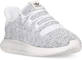 adidas Little Girls' Tubular Shadow Knit Casual Sneakers from Finish Line $59.99 thestylecure.com
