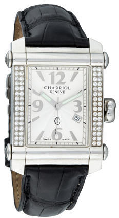 Charriol Charriol Colvmbvs Original Diamond Quartz Watch