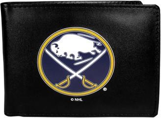 Buffalo David Bitton Nhl Sabres Logo Bi-Fold Wallet