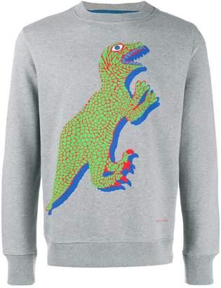 Paul Smith dinosaur long sleeve T-shirt